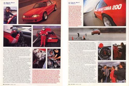 Cobra 200 Story