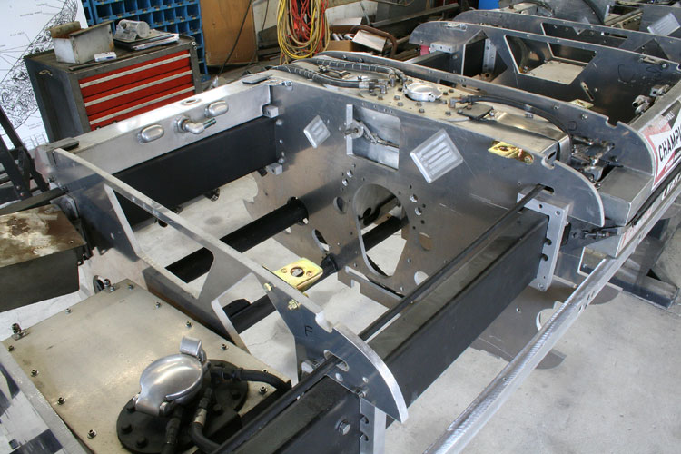 Goldenrod Chassis