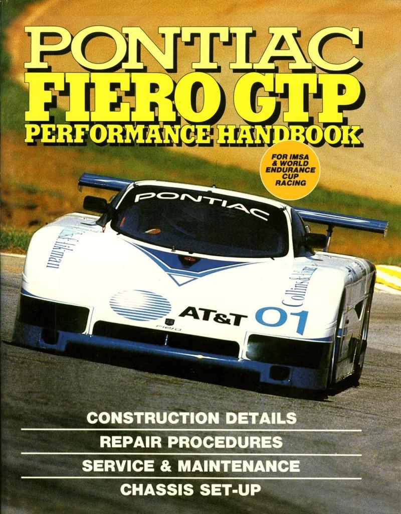 Fiero GTP Handbook